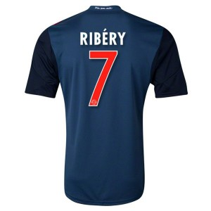 Camiseta del ibery Bayern Munich Segunda Equipacion 2013/2014