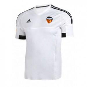 Camiseta nueva Valencia Equipacion Primera 2015/2016