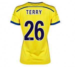 Camiseta de Chelsea 2013/2014 Segunda Equipacion