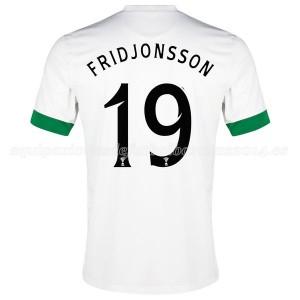 Camiseta nueva Celtic Fridjonsson Equipacion Tercera 2014/2015