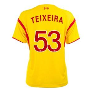 Camiseta Chelsea Oscar Tercera Equipacion 2014/2015