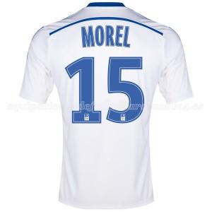 Camiseta de Marseille 2014/2015 Primera Morel