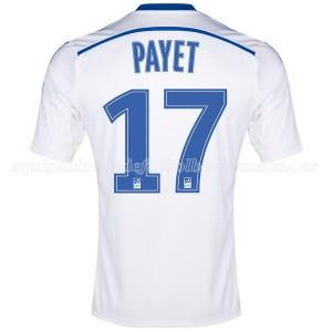 Camiseta Marseille Payet Primera 2014/2015