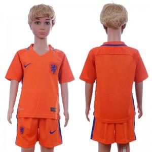 Camiseta de Holanda 2016/2017