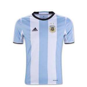 Camiseta nueva Argentina Ni?os Home 2016