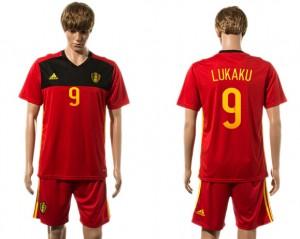 Camiseta Belgium 9# 2015-2016