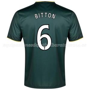 Camiseta de Celtic 2014/2015 Segunda Bitton Equipacion