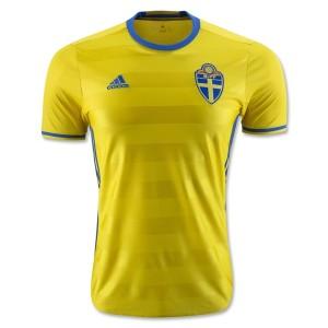 Camiseta nueva Suecia 2016/2017