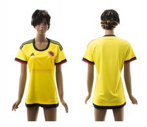 Camiseta de Colombia 2015/2016 Mujer