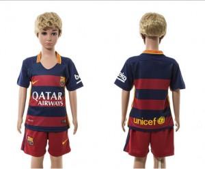 Camiseta Barcelona Home 2015/2016 Ni?os