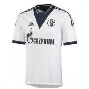 Camiseta del Schalke 04 de la Seleccion Segunda Tailandia 2013/20