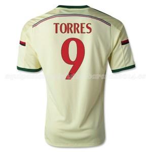 Camiseta nueva AC Milan Torres Equipacion Tercera 2014/2015