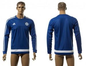 Training Top nueva del Chelsea Long Sleeve Azul LS