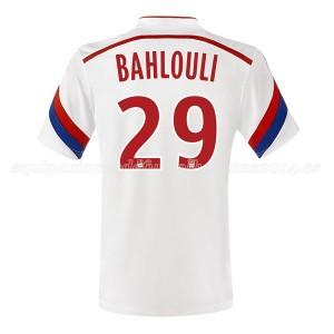 Camiseta nueva del Lyon 2014/2015 Bahlouli Primera