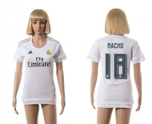 Camiseta nueva Real Madrid Mujer