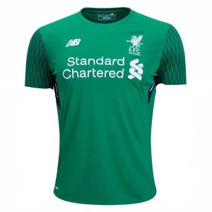 Camiseta del GOALKEEPER LIVERPOOL 2017/2018