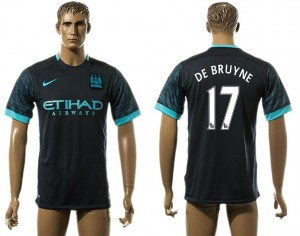 Camiseta nueva Manchester City 17# aaa version Away