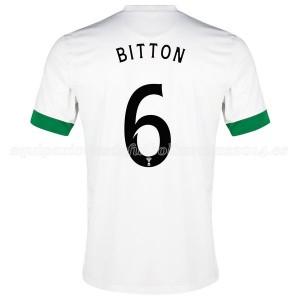 Camiseta nueva Celtic Bitton Equipacion Tercera 2014/2015