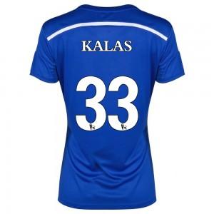 Camiseta nueva del Chelsea 2013/2014 Equipacion Cahill Segunda