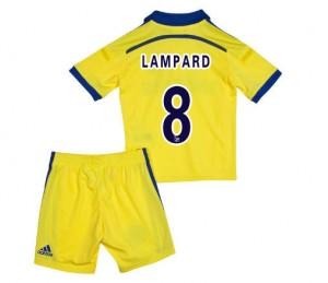 Camiseta nueva del Liverpool 2013/2014 Equipacion Downing Tercera