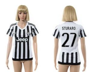 Camiseta nueva del Juventus 2015/2016 27 Mujer