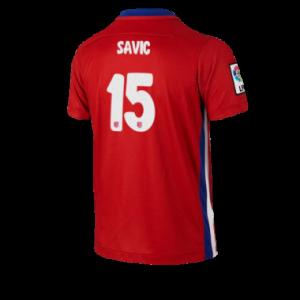 Camiseta nueva del Atletico Madrid 2015/2016 Equipacion SAVIC Primera
