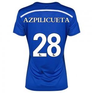 Camiseta del Cahill Chelsea Primera Equipacion 2013/2014