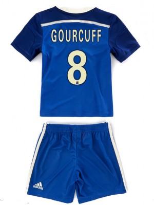 Camiseta de Colombia de la Seleccion WC2014 Primera Mujer