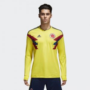 Camiseta nueva del COLOMBIA 2018 Home