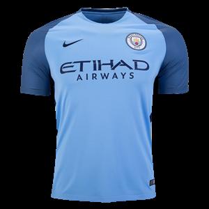 Camiseta nueva del Manchester City 2016/2017