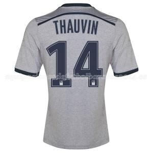 Camiseta del Thauvin Marseille Segunda 2014/2015