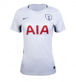Camiseta Tottenham Hotspur Primera Equipacion 2017/2018 Mujer