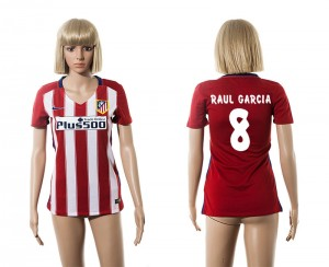 Camiseta Atletico Madrid Mujer