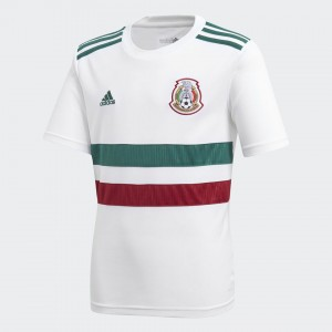 Camiseta de MEXICO 2018 Away Juventud