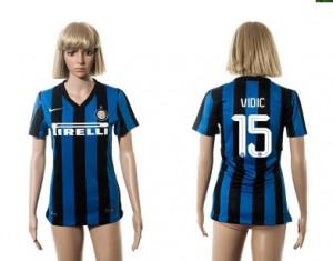 Camiseta nueva Inter Milan Mujer 15 2015/2016