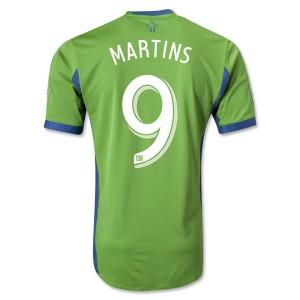 Camiseta nueva Seattle Sound Martins Tailandia Primera 2013/2014