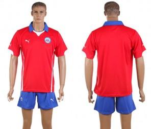 Camiseta Chile de la Seleccion Primera