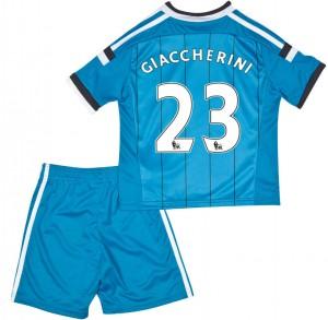Camiseta nueva Borussia Dortmund Kehl Segunda 2013/2014