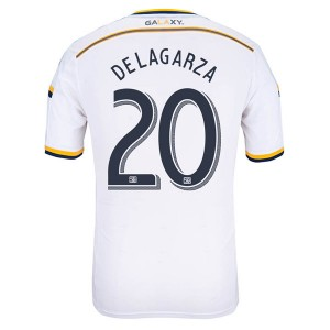 Camiseta nueva Los Angeles Galaxy Delagarza Primera 13/14