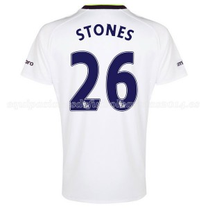 Camiseta de Everton 2014-2015 Stones 3a