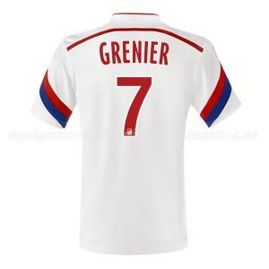 Camiseta de Lyon 2014/2015 Primera Grenier