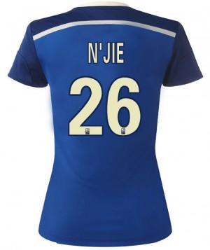 Camiseta España de la Seleccion J.Navas Primera 2013/2014