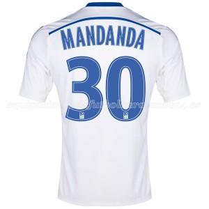 Camiseta Marseille Mandanda Primera 2014/2015