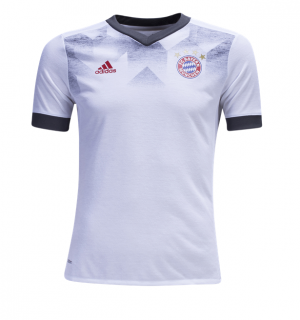 Camiseta de Bayern Munich 2017/2018 Temporada Juventud