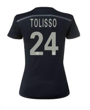 Camiseta de Marseille 2014/2015 Primera Khalifa