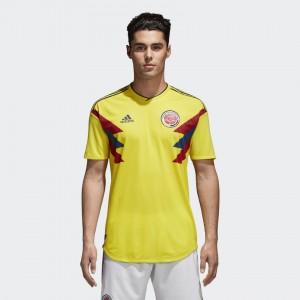 Camiseta de COLOMBIA 2018 Home