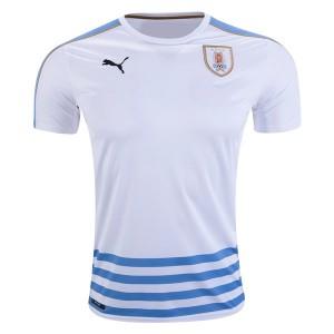 Camiseta del Uruguay Away 2016