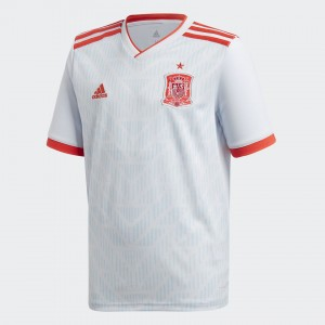 Camiseta nueva del SPAIN 2018 Juventud Away