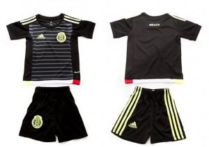 Camiseta nueva Mexico Niños 2015/2016