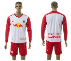 Camiseta nueva del Red Bulls 2015/2016 Manga Larga